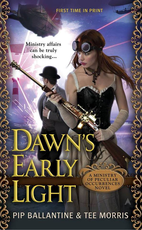 Dawn's Early Light cover